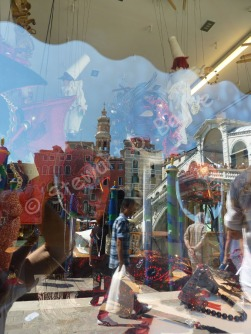 Venice reflections (© Stewart D. Baillie)