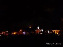 Gallery 3 Moat Brae lanterns (© Stewart D. Baillie) aluminium-mounted print 40 x 30 cm